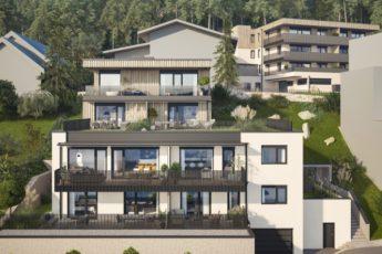 Verkauft! Projekt Rofangarten am Achensee